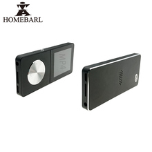 "HOMEBARL T01 3th 4th MP4 Player Video Music FM Radio 4GB 8GB 16GB Players 1.8"" + Micro SD Card TF Card Slot Speaker 12B/135155(China)"