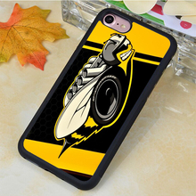 Dodge Scat Pack Mopar Soft TPU Skin Cell Phone Cases For iPhone 6 6S Plus 7 7 Plus 5 5S 5C SE 4 4S Back Cover