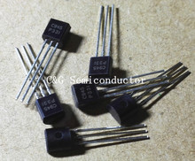 Free Shipping 100 pcs 2SC945 C945 BIPOLAR TRANSISTORS NPN TO-92 50V Brand new(China)