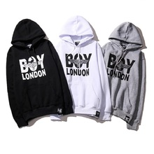 DUNKINBO Super Boy London Eagle Hawk With the Tags Hoodie Sweatshirts Cotton Hoodies Black Grey Whtie Colors