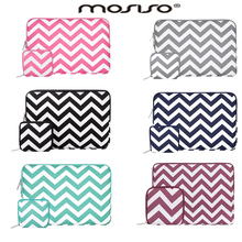 Mosiso 11 13 15 inch Women Laptop Bag for Macbook Pro Air Acer Lenovo Asus Toshiba 13.3 15.6 Notebook Sleeve Case(China)
