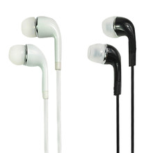 In-Ear Earphone Headset Volume Remote Control Mic Flat Cable for Samsung Galaxy S4 i9500 S3 i9300 N7100