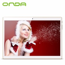 Onda V10 3G Phablet 10 inch IPS Screen Android 5.1 MTK 6580 1.3GHz Quad Core 1GB RAM 16GB eMMC Dual Cameras GPS phone tablet PC(China)