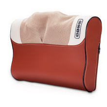 140630/Massage pillow cervical massage multi-functional neck electric cervical pillow hot compress home massage the whole body(China)