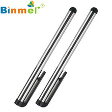 Factory price 2 PCS Stylus Touch Pen for iPad Air 2 3 4 for iPad mini 3 Retian for iPhone iPod Touch june08 Z34 High Quality(China)