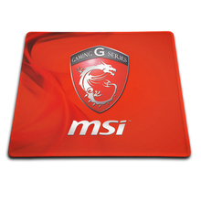 Game Pad MSI Rubber Mousepad Boy Gift Pad To Mouse Notebook Computer Gaming Gamer Laptop Keyboard Mice Play Mats