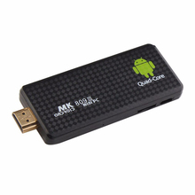 MK809III Rockchip Rk3229 Quad Core Android 5.1 TV Dongle 2GB/8GB Bluetooth Wifi HDMI Android TV Stick IPTV