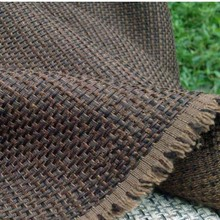 1Yard 91*150cm,Sofa Chair Fabric,Ribstop Chenille Linen Jute Furniture Geotextile Cloth,High Quality Sewing Material Diy Tecidos(China)