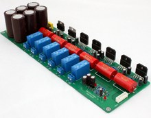YJ dual 24VAC-0-24VAC TDA7294 + LM3886 5.1 channel power amplifier board 5*50W(4 ohm)+160W(8 ohm)