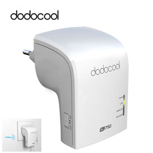 dodocool AC750 Wifi Repeater / Router Booster 2.4/5GHz Dual Band WIFI Range Extender Wifi Signal Amplifier 3 Internal Antennas