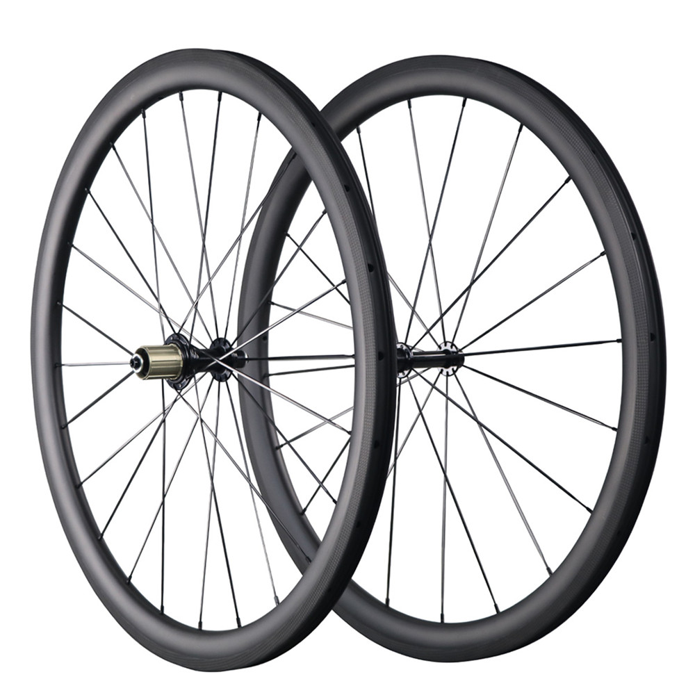 carbon fiber bike wheels (2)