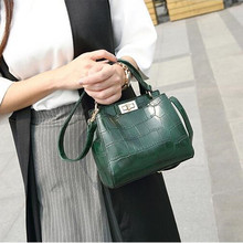 COOL WALKER crocodile designer handbags high quality woman bags 2016 bag handbag fashion handbags small Shoulder Bag Women
