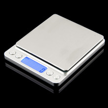 Mini Electronic bilancia balanza Digital Jewelry joyeria weigh weight Scale scales Balance Pocket LCD Display 2000g x 0.1g - 365-Days Booming Store store
