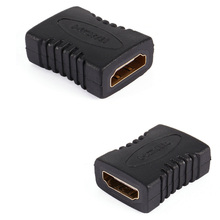 HDMI Female to Female Connector Extender Adapter Converter for PC DVD 1080P HDTV HDMI Cable Extension 100% Tested One by One