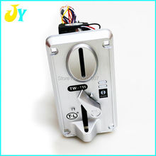 TW131 Coin selector /Coin operated spare parts /Arcade coin acceptor/ /Token slot/Toy crane machine/simulator racing machine