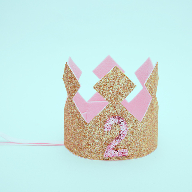 Baby-Girl-First-1st-Birthday-Party-Hat-Gold-Priness-Crown-1-5-Year-Old-Glitter-Hair.jpg_640x640 (1)