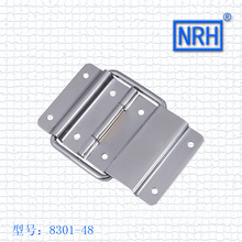 Luggage Hardware Hinge Support High-quality Chassis Air Box Hinge 8301-48(China)