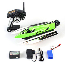 New 45km/h Wltoys WL915 2.4GHz Remote Control Brushless Boat High Speed RC Boat Max Power  Rc Toys For Children With Battery RTG