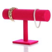 Bracelet Sisplay Shelf Wood Bangles Organizer Hair Band Holder Stand For Jewelry Rack Wholesale Price Watch Frame Displays