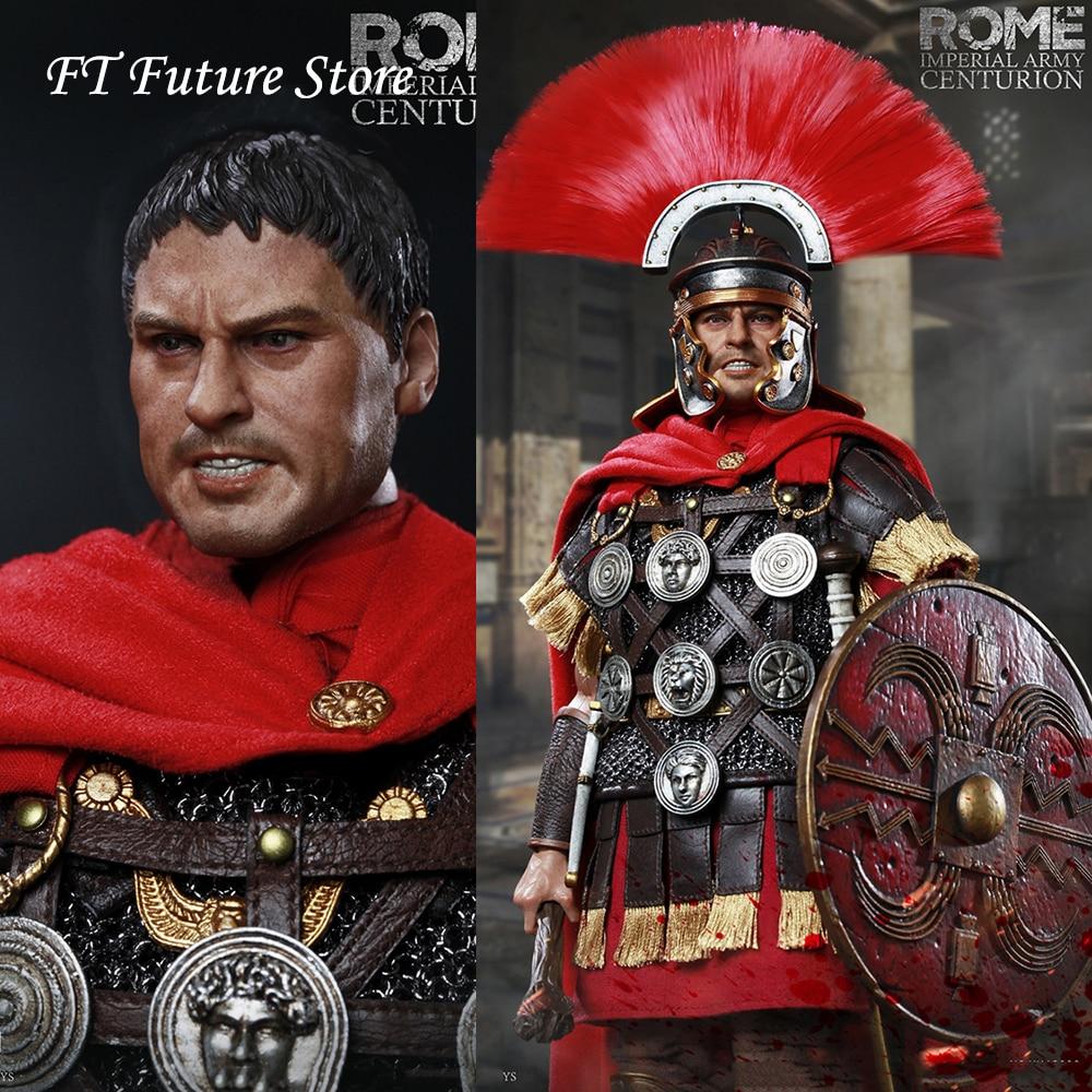 4 Roman Metal Figures Presentation Box Soldiers Rome Legionary Imperial Ancient