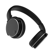 Bluetooth Headset HiFi Wireless Folding Headphone Best Stereo Headphone with Detachable Cable for PC, Tablets, MP3 and MP4