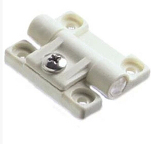 Postage free white plastic hinge with size E6-10-301-10 positioning hinge SOUTHCO(China)