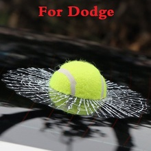 2017 New Car Styling Baseball Tennis cover Auto Body Sticker Accessori for Dodge Avenger Caliber Challenger Charger Dart Durango