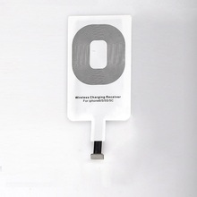 Micro USB 2 pin Qi Wireless Charger receiver Coil For THL LG G2 ZOPO Xiaomi Android smartphone for iphone5s 6s 7