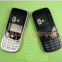 New Full Complete Mobile Phone Housing Cover Case+Enlish Or Russian Keypad For Nokia 6303 6303c + Tools+Tracking