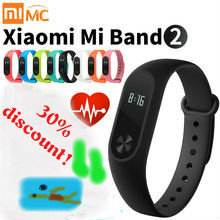 Buy Original Mi Band 2 Smart Fitness Bracelet Watch Wristband Miband OLED Touchpad Sleep Monitor Heart Rate Mi Band2 Freeship for $33.00 in AliExpress store