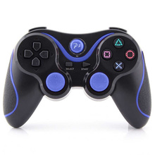 Controllers Wireless Bluetooth Controllers Gamepads for PS 3 Double Motor Vibration Bluetooth Joystick for PlayStation 3 PS 3(China)