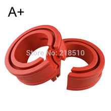 Wholesale 2 Pcs / Lot Car Auto A+ Type Shock Absorber Spring Bumper Power Cushion Buffer Special Free shipping(China)