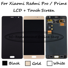 For Xiaomi Redmi Pro LCD display + Touch Screen Digitizer High Quality Replacement for Xiaomi Redmi Pro Prime 5.5 inch Phone(China)
