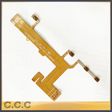 Original power on/off flex cable for Nokia Lumia 625 volume camera button ribbon