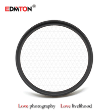 40.5 49 52 58 67 72 77mm Star Filter 6 Point Line 58mm for Canon 18-55mm EOS Rebel T4i T3i T2i lens DSLR d3200 d5200 d5300 d3300