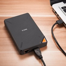 SSK SSM-F200 WIFI External Hard Drives 1TB High-Capacity HDD Wireless Smart Memory Hard Disk For IOS For Mac(China)