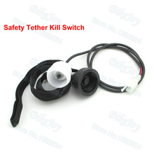 ATV Safety Tether Kill Handle Switch For Chinese 50cc 70cc 90cc 110cc 125cc Quad 4 Wheeler