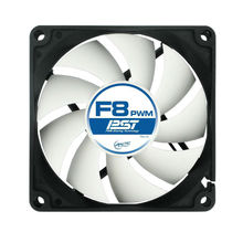 Arctic F8 PWM PST 4pin 8cm 80mm Cooler cooling fan temperature control silent fan Genuine original