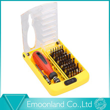 Precision electric repairl screwdriver kit 38 in 1 screw driver Tool Set hand tools for ipad