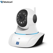 VStarcam C7825WIP=C25 HD Wifi IP Camera wifi Wireless P2P CCTV Camera Security Onvif Audio Recod Indoor Home Cam Night Vision(China)