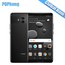 "Global Firmware Huawei Mate 10 Android 8.0 Mobile Phone Dual Rear Camera 20MP 12MP 3D Curved Glass 5.9"" 2560*1440 Octa Core N(China)"