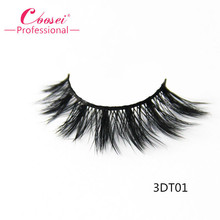 3D False Eyelashes Brand Makeup Lashes Synthetic Eyelashes Cosmetics Eyelash Extension Natural Hand Made Packaging Box