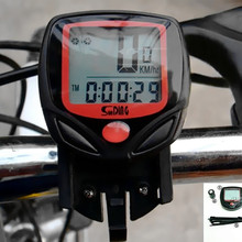 Bike Computer Waterproof  Leisure 14 Functions LCD Display MTB Bicycle Computers Cycling Odometer Sports Speedometer MBI-67