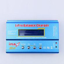 iMax B6 Li-ion Battery Balance Digital Charger DIscharger Data Storage Monitor Batteries Universal Crocodile Balance Charging