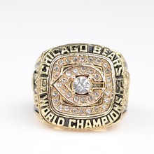 1985 Chicago Bears Super Bowl XX World Championship Ring For Sport Fan