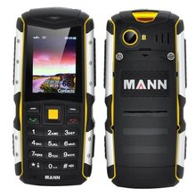 "Original MANN ZUG S 2.0"" IP67 Waterproof mobile phone dustproof shockproof Outdoor phone Rugged Dual SIM 3G CDMA MP3 cell phone"