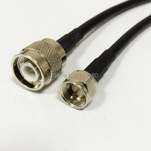 RF Wireless Router Cable TNC Male To  F type male plug Pigtail cable RG58 50CM wholesale