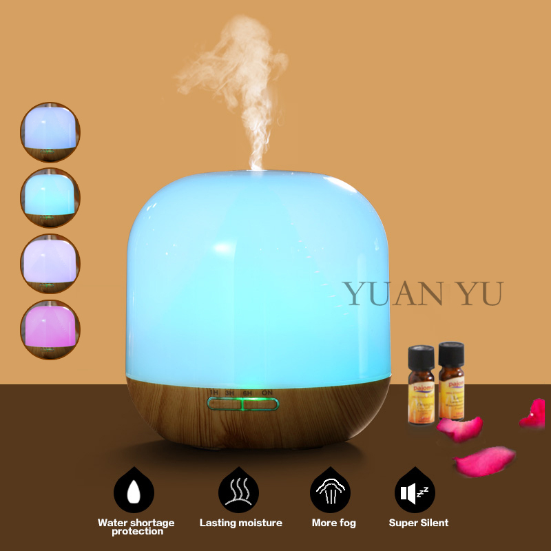Aromatherapy Air Humidifier 100-240V 12W LED Night Light Ultrasonic Humidifier Aroma Diffuser Mist Maker Cool Air Conditioner<br><br>Aliexpress