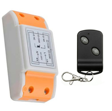 AC220V 1CH RF Wireless Remote Control Relay Switch Security System Garage Doors & Rolling Gate Electric Doors window lamp