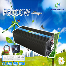 Off grid 5000W/5kw dc 48V to ac 220V/230V/240V Pure Sine Wave solar Inverter,use for air conditioner,ice cream machine
